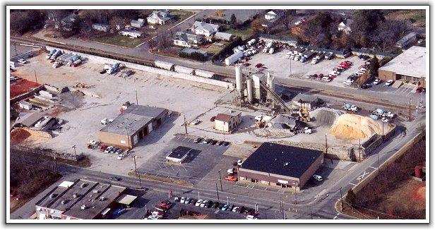 Kerrs Concrete Hickory NC