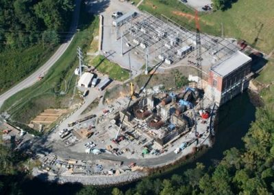 Duke Energy Bridgewater Powerhouse at Lake James